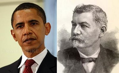 Copperheads Obama and McClellan