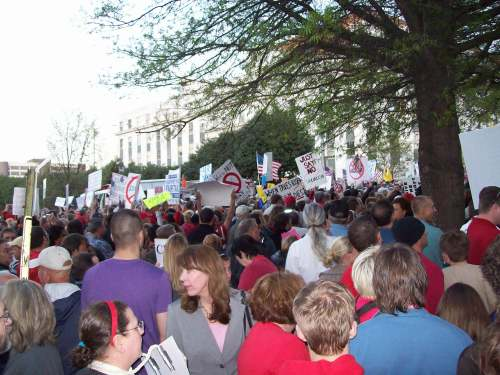 Atlanta Tea Party