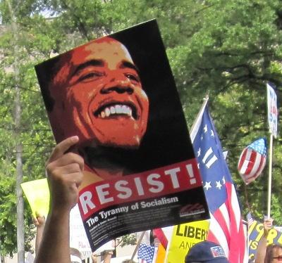 9-12 FR - Resist Socialism