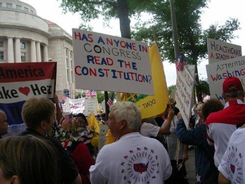 9-12 Has Congress Read the Constitution