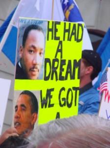 9-12 He Had A Dream