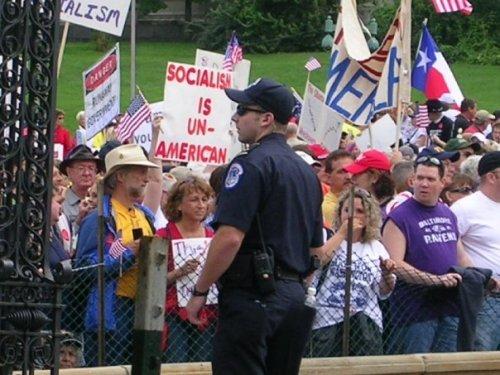 9-12 Socialism is un-American
