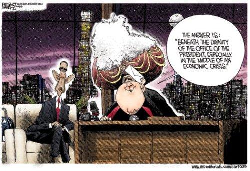Obama on Jay Leno