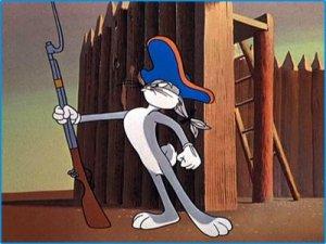 Bugs Bunny Minuteman