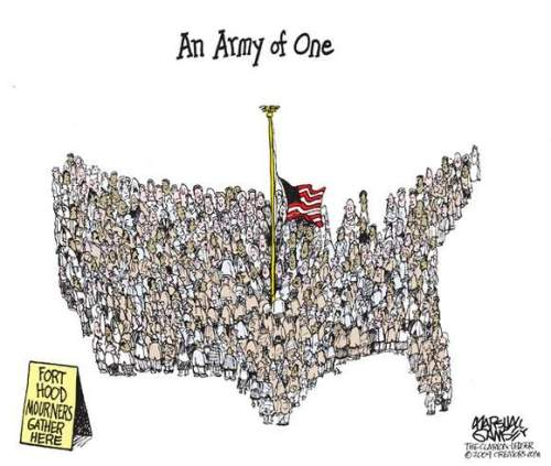 An Army Of One - Ft. Hood