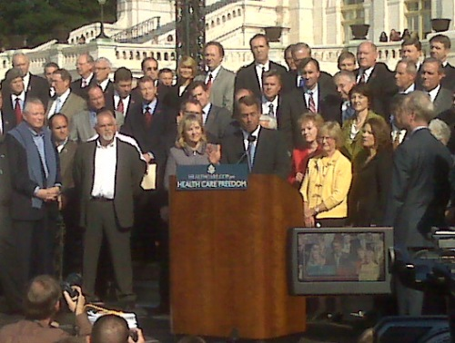 Boehner speaking