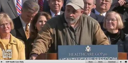 Levin Speaking
