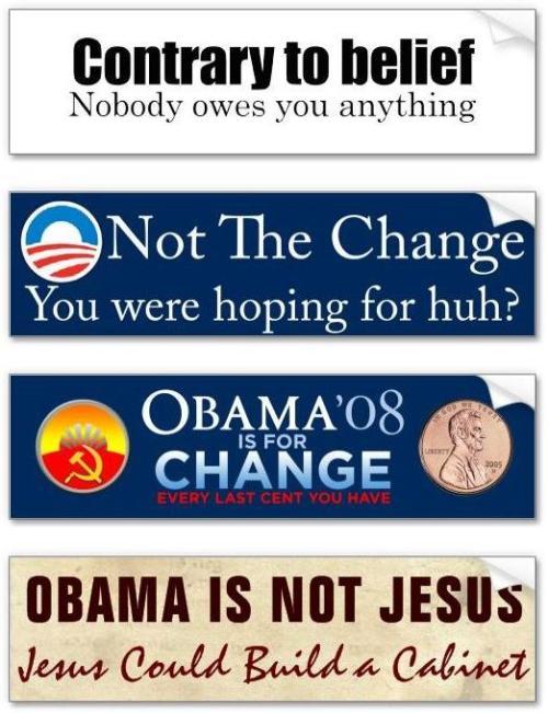 Obama Stickers 4